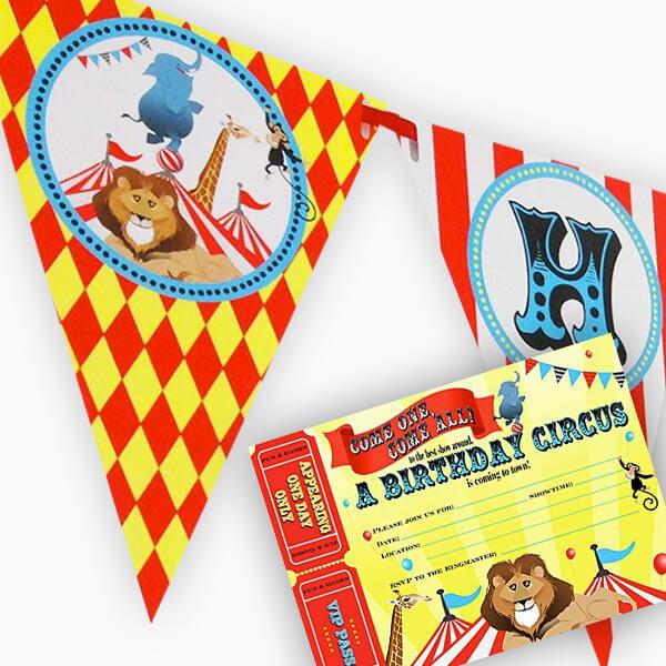 Circus / Big Top